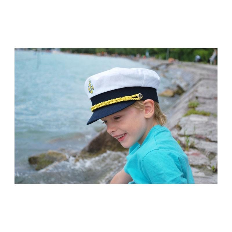 KOTRÁS tengerész nyári gyerek sapka