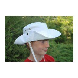 KOTRÁS cowboy vászon kalap nyári gyerek sapka