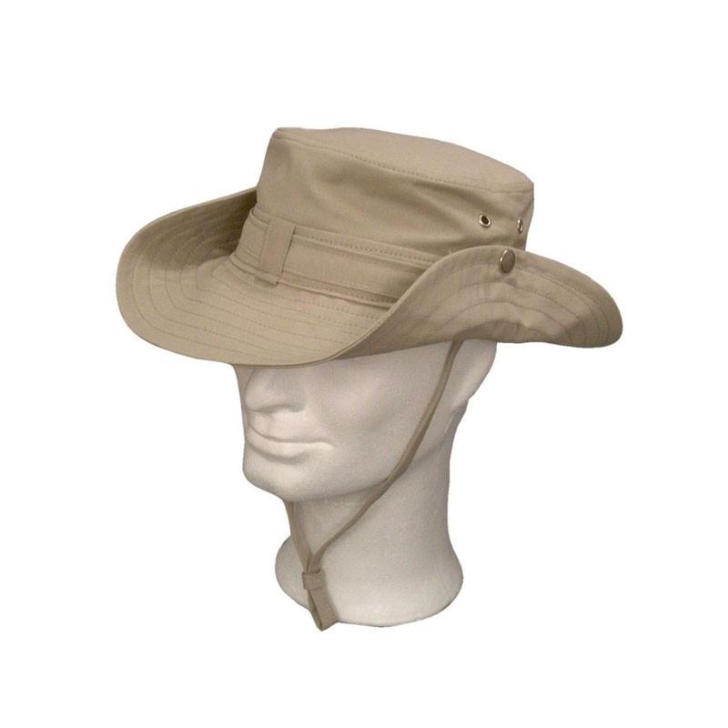 KOTRÁS vászon drapp cowboy kalap