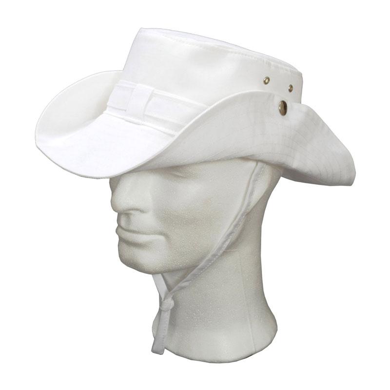 KOTRÁS vászon fehér cowboy kalap  f6d41995b8
