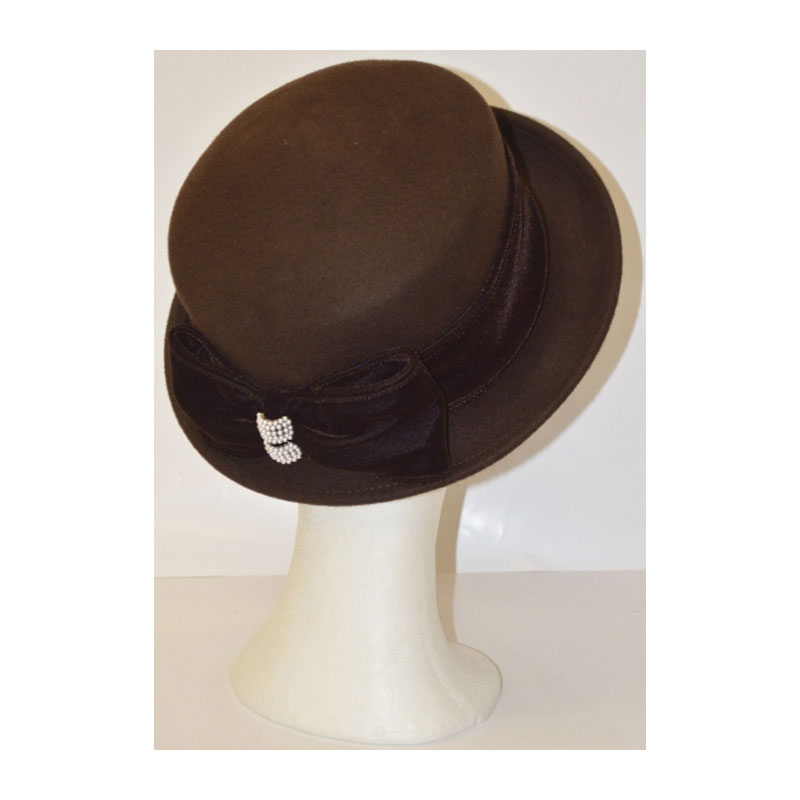 Kalap - barna női gyapjú kalap  e06f4fb999