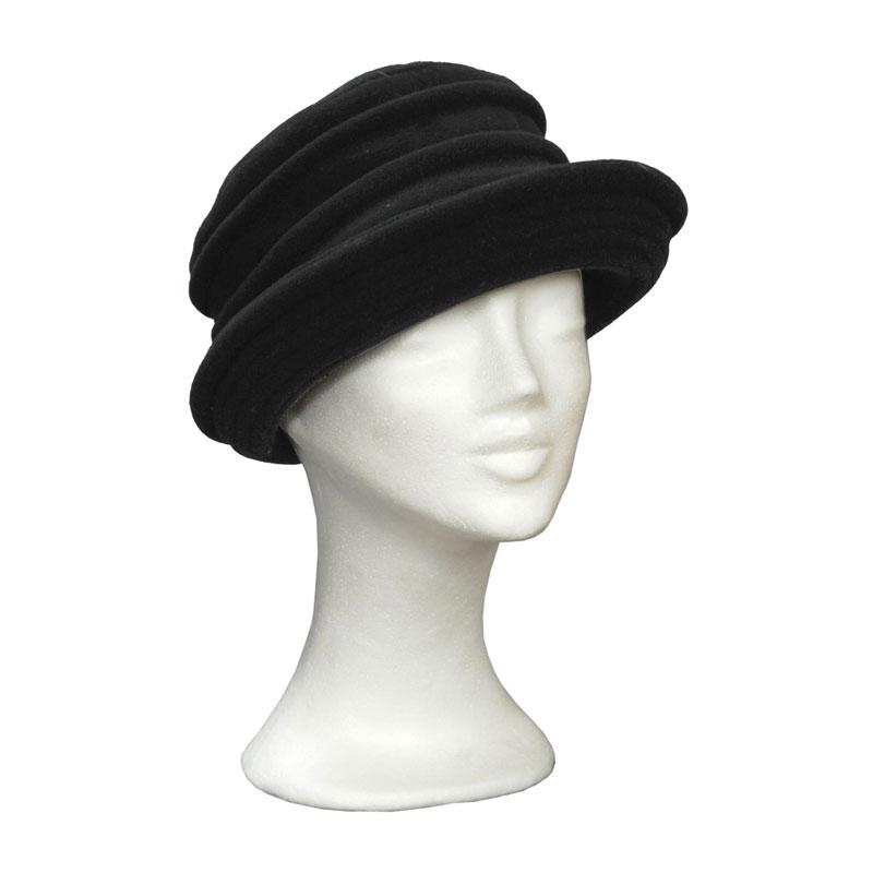 KOTRÁS fekete Német kalap  afab2482eb