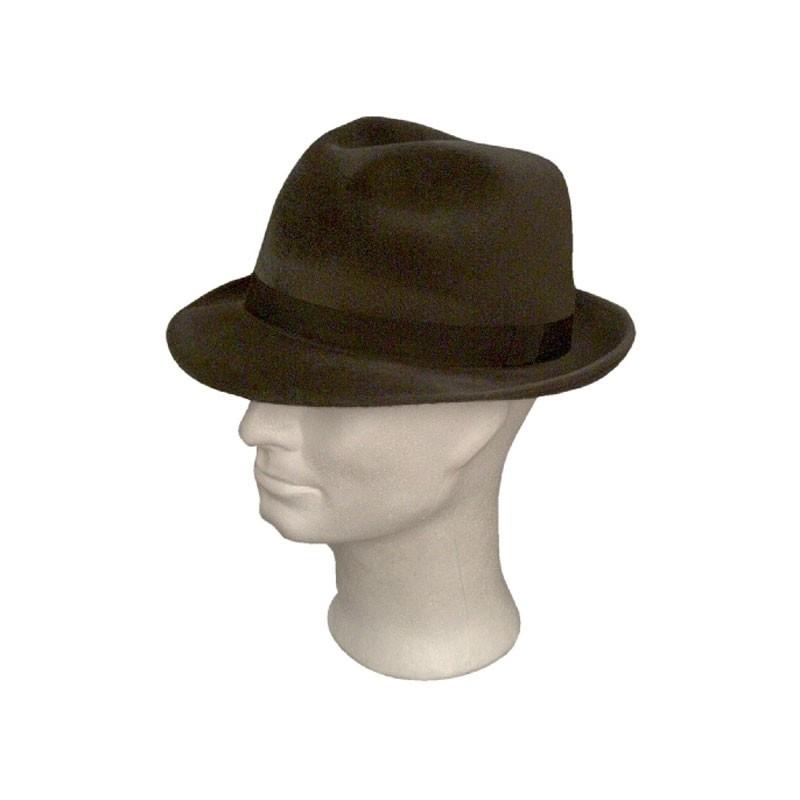 TONAK férfi szürke 052 férfi nyúlszőr kalap