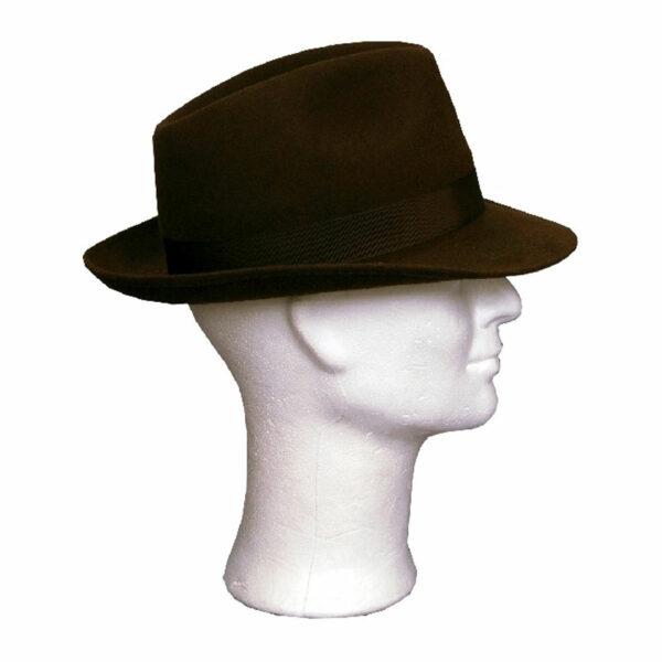 TONAK 3339 barna férfi nyúlszőr kalap