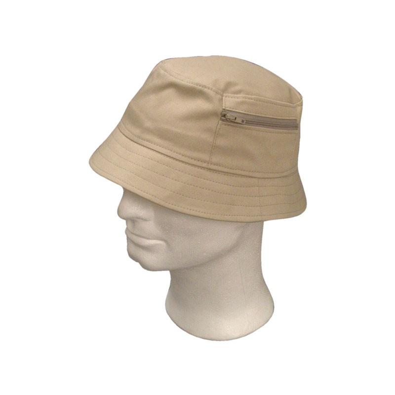 KOTRÁS drapp vászon Surda kalap  3e6735d171