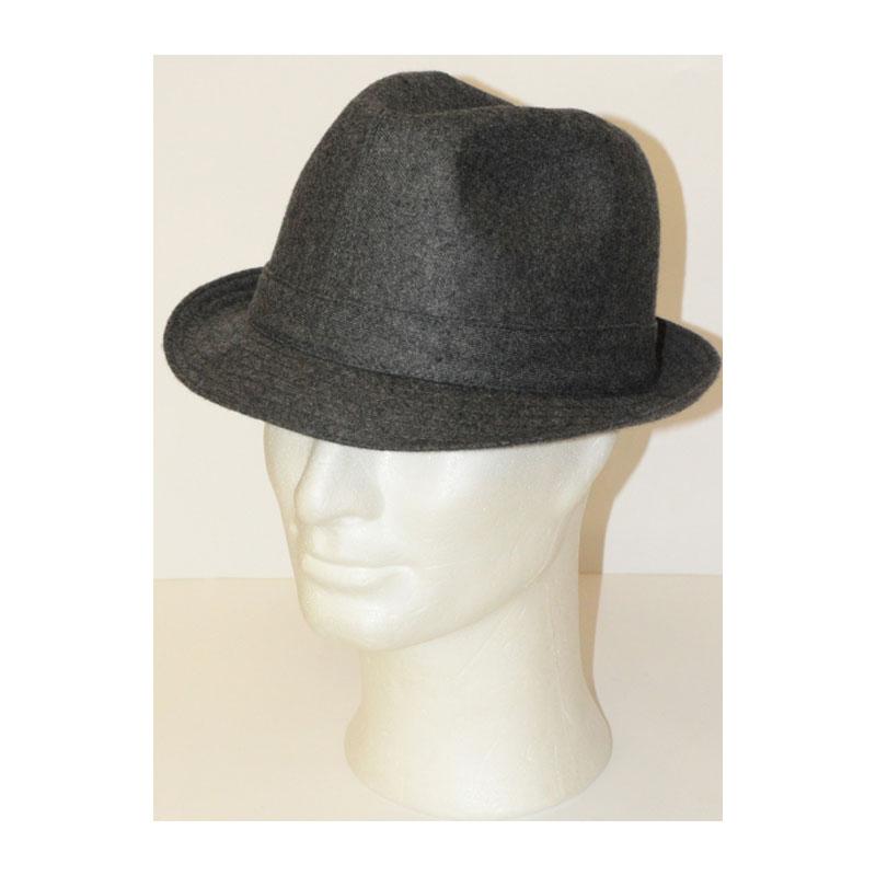KOTRÁS szürke szövet kalap