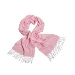 FRAAS rózsaszínű cashmink téli sál