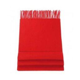 FRAAS piros cashmink téli sál