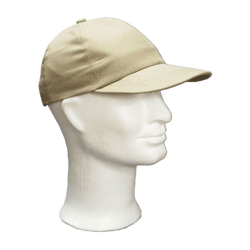 KOTRÁS fullcap vászon drapp baseball sapka  87d6b37e11