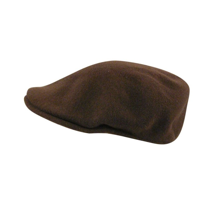Kangol wool 504 barna golf sapka  8fb3bb2423