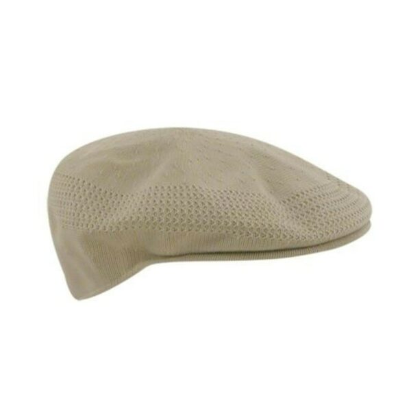 KANGOL Tropic 504 Ventair beige golf sapka