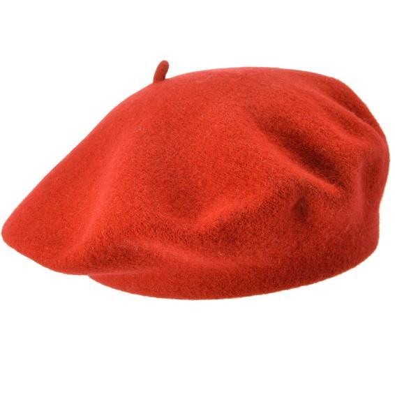 e76c81fb4943 TONAK paprika piros svájci sapka   Barett