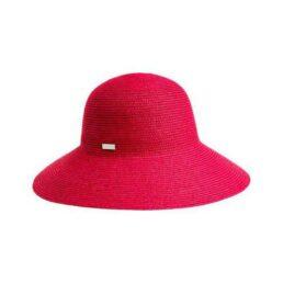 Betmar Gossamer pink UV50+ női szalma kalap