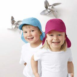 STERNTALER Uv50+ pink nyári gyerek sapka