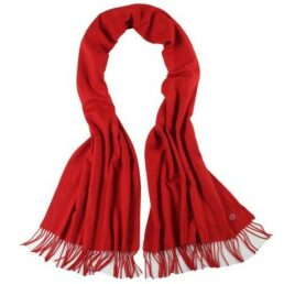 Fraas piros széles sál · Téli sálak 68585136bb