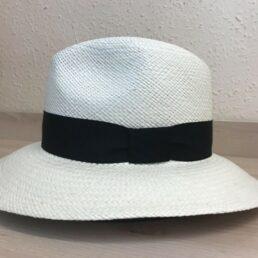 Barett traveller fekete szalagos panama kalap