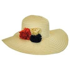 BETMAR St.Tropez natur női szalma kalap