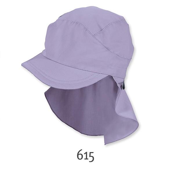 sterntaler lila uv szűrős gyerek sapka