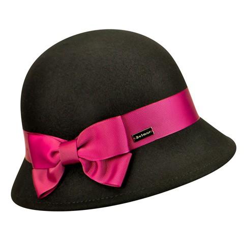 Betmar Emma fekete női gyapjú kalap  1cc254805a