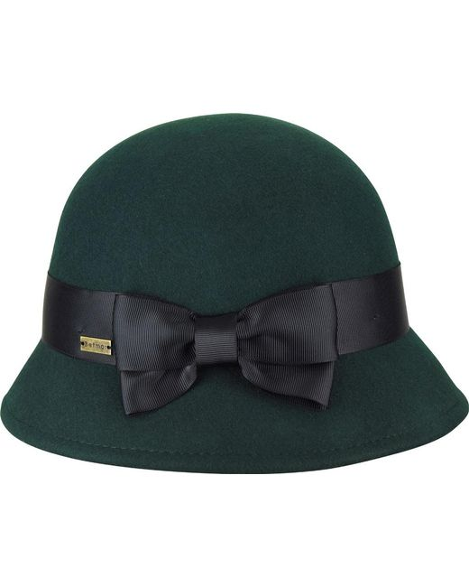 Betmar Emma női gyapjú zöld színű kalap  bba2d3d15b