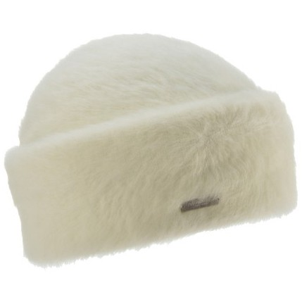 17635 angóra sapka fehér