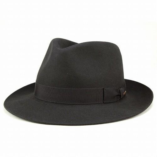 stetson szürke nyúlszőr kalap
