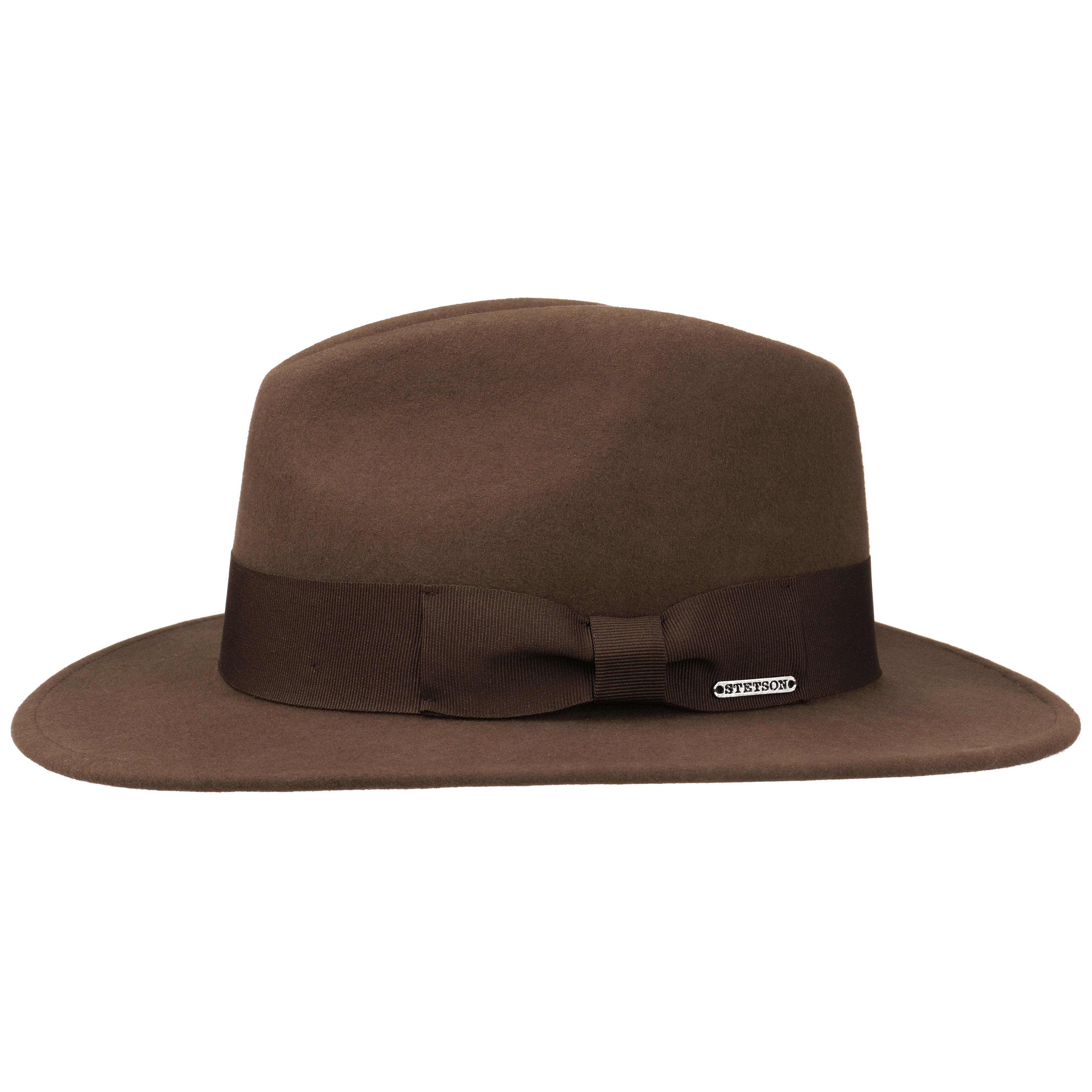 Stetson traveller gyapjú kalap barna  5043c33bb5
