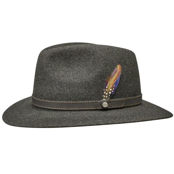 2598123-10 stetson traveller gyapjú kalap
