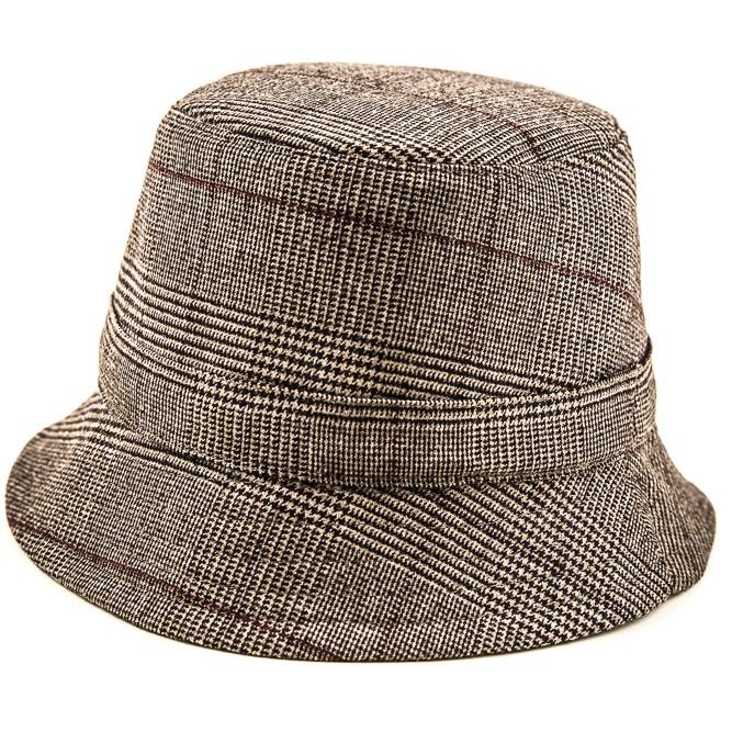 Kotrás kockás surda kalap