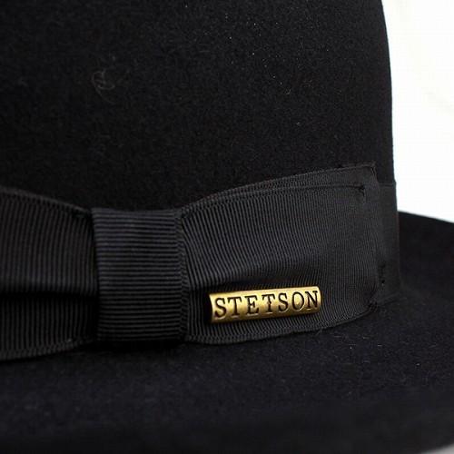 Stetson Penn férfi nyúlszőr kalap sötétkék
