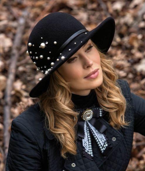 Willi Alzacja női gyapjú kalap  de02a1105d