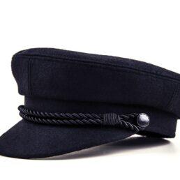 bakerboy cap sapka kék