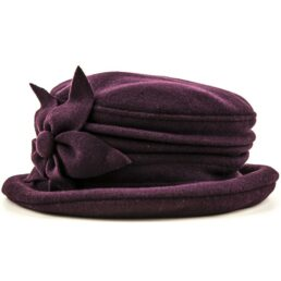 virágos női kalap