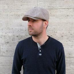 newsboy cap drapp