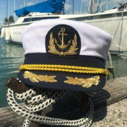 Kapitány sapka