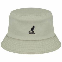 Kangol washed bucket kalap