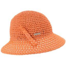 seeberger horgolt szalma kalap