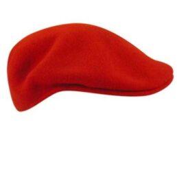 Kangol piros golf sapka 504