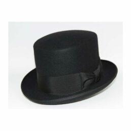 TONAK Cilinder kalap fekete