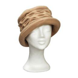 KOTRÁS drapp húzott kalap