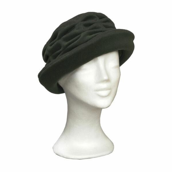 KOTRÁS zöld húzott kalap