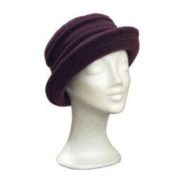 KOTRÁS padlizsánlila Német kalap
