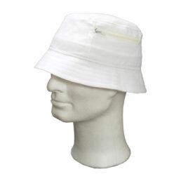 KOTRÁS fehér vászon Surda kalap
