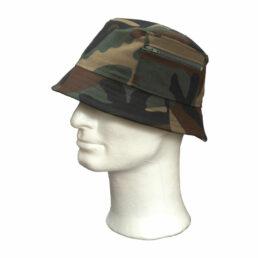 KOTRÁS vászon terep Surda kalap
