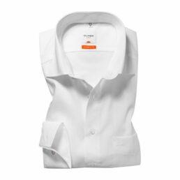 OLYMP fehér hosszu ujjú ing
