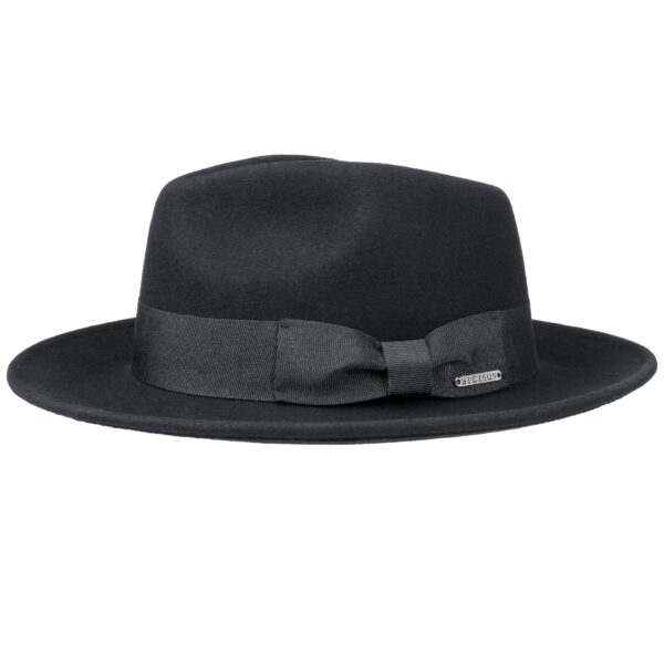 Stetson gyapjú kalap fekete 2198105-1