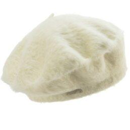 seeberger angóra barett fehér 1520