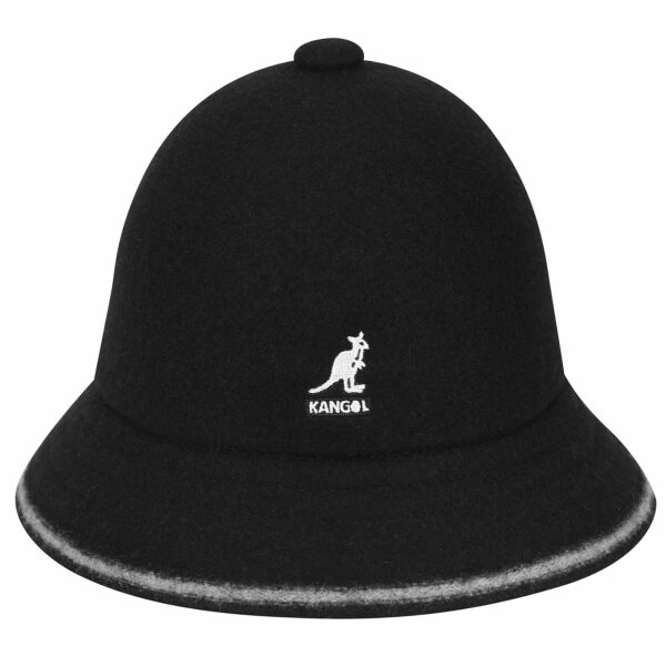 kangol stripe casual kalap