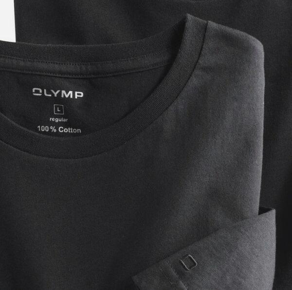 olymp póló fekete