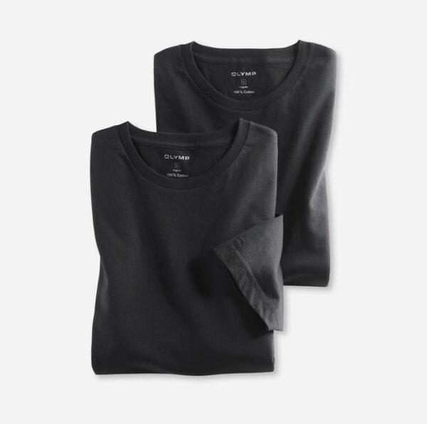 olymp fekete póló